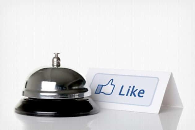 redes sociais para abrir um hotel de sucesso